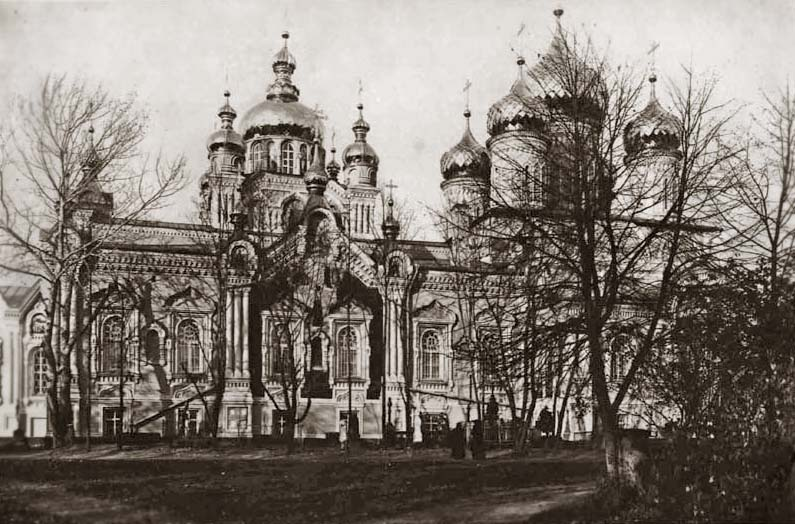 Богоявленско-Анастасьинский женский монастырь, Кострома