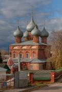 Кострома. Воскресения Христова на Дебре, церковь