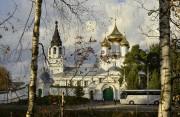 Троице-Сыпанов Пахомиево-Нерехтский женский монастырь - Троица - Нерехтский район - Костромская область