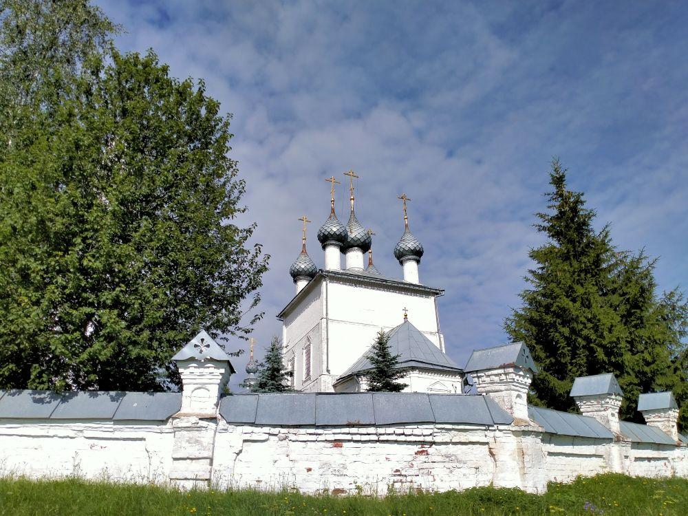 Собор Спаса Преображения, Судиславль