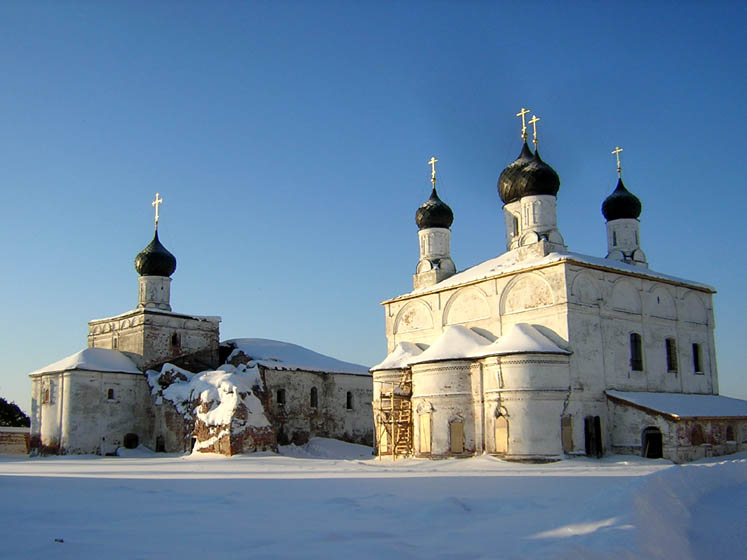 Макариев-Унженский женский монастырь, Макарьев