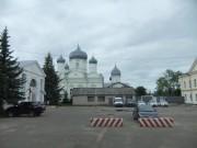 Великий Новгород. Зверин монастырь
