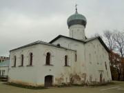 Великий Новгород. Николая Чудотворца бывш. Николо-Бельского монастыря (