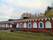 Юрьево. Юрьев мужской монастырь. Перынский скит