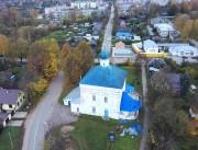 Торопец. Казанской иконы Божией Матери, церковь