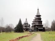 Музей деревянного зодчества Витославлицы - Юрьево - Великий Новгород, город - Новгородская область