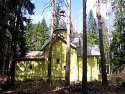 Церковь Флора и Лавра - Мегрега - Олонецкий район - Республика Карелия