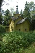 Церковь Флора и Лавра-Мегрега-Олонецкий район-Республика Карелия-JohnIngham