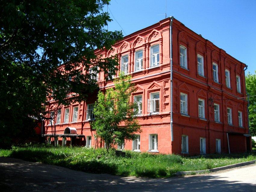 Боголюбский женский монастырь, Боголюбово