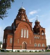 Церковь Троицы Живоначальной (Красная) - Владимир - Владимир, город - Владимирская область