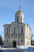 Собор Димитрия Солунского - Владимир - Владимир, город - Владимирская область