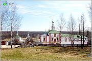 Успенский Косьмин мужской монастырь - Небылое - Юрьев-Польский район - Владимирская область