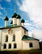 Церковь Николая Чудотворца (Николы Рубленый Город) - Ярославль - Ярославль, город - Ярославская область