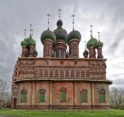 Ярославль. Усекновения главы Иоанна Предтечи в Толчкове, церковь