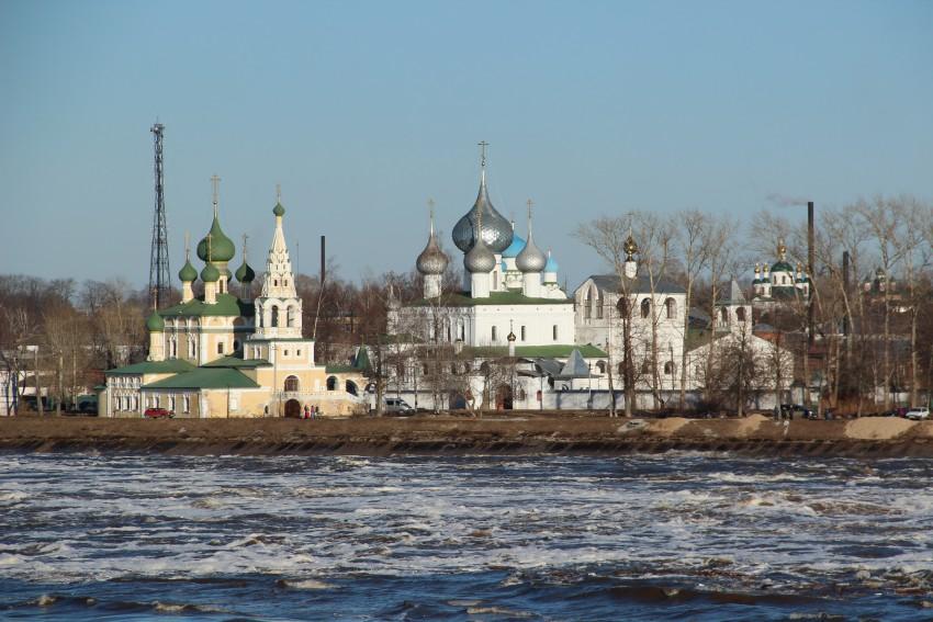 Воскресенский монастырь-Углич-Угличский район-Ярославская область