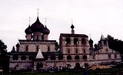 Воскресенский монастырь - Углич - Угличский район - Ярославская область