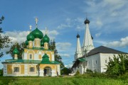 Углич. Алексеевский женский монастырь