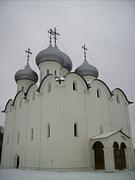 Собор Софии, Премудрости Божией - Вологда - Вологда, город - Вологодская область