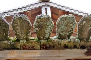 """Музей деревянного зодчества """"Семёнково"""". Часовня Илии Пророка - Семёнково - Вологодский район - Вологодская область"""