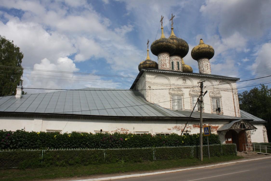 Собор Рождества Пресвятой Богородицы, Устюжна
