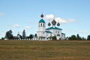 Церковь Илии Пророка - Ильинский Погост - Сокольский район - Вологодская область
