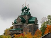 Церковь Успения Пресвятой Богородицы - Нелазское - Череповецкий район - Вологодская область