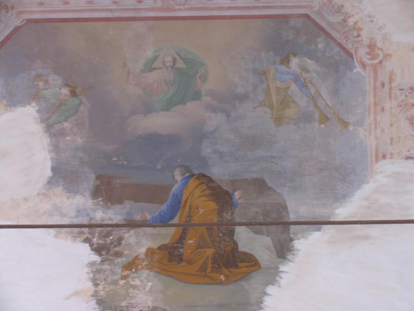Вологодская область, Тотемский район, Тотьма. Церковь Входа Господня в Иерусалим, фотография. интерьер и убранство
