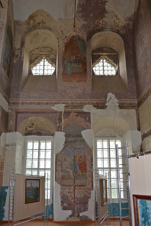 Церковь Входа Господня в Иерусалим, Тотьма
