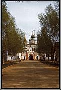 Михаило-Архангельский монастырь - Великий Устюг - Великоустюгский район - Вологодская область