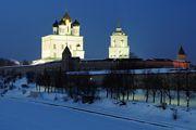 Кафедральный собор Троицы Живоначальной - Псков - Псков, город - Псковская область