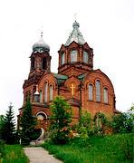 Церковь Михаила Архангела - Вышегород - Дедовичский район - Псковская область