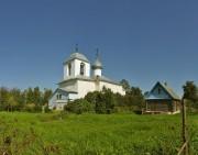 Церковь Спаса Преображения - Порхов - Порховский район - Псковская область