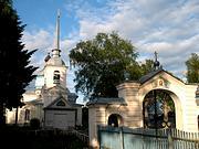 Церковь Покрова Пресвятой Богородицы - Жаборы - Порховский район - Псковская область
