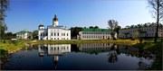 Псковская область, Псковский район, Елизарово, Спасо-Елеазаровский женский монастырь