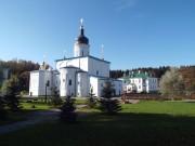 Спасо-Елеазаровский женский монастырь - Елизарово - Псковский район - Псковская область