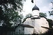 Церковь Успения Пресвятой Богородицы - Мелетово - Псковский район - Псковская область