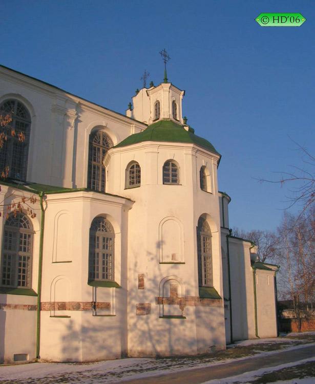 Собор Софии, Премудрости Божией, Полоцк