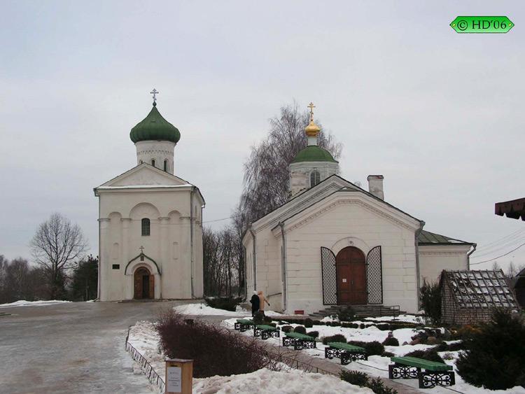 Спасо-Евфросиниевский женский монастырь, Полоцк