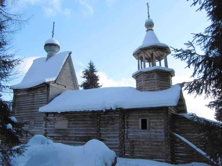 Церковь Георгия Победоносца, Порженское