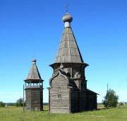 Церковь Иоанна Златоуста - Саунино - Каргопольский район - Архангельская область