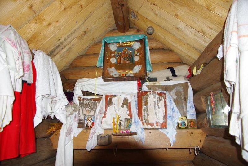 Часовня Успения Пресвятой Богородицы (