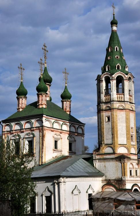 Церковь Троицы Живоначальной, Серпухов
