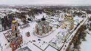 Казанский монастырь - Вышний Волочёк - Вышневолоцкий район и г. Вышний Волочёк - Тверская область