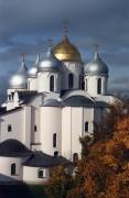 Кремль. Собор Софии, Премудрости Божией - Великий Новгород - Великий Новгород, город - Новгородская область