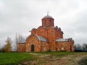 Церковь Спаса Преображения на Ковалеве - Ковалёво - Новгородский район - Новгородская область