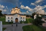 Собор Николая Чудотворца на Ярославовом дворище - Великий Новгород - Великий Новгород, город - Новгородская область