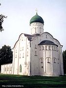 Церковь Феодора Стратилата на Ручью - Великий Новгород - Великий Новгород, город - Новгородская область