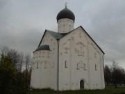 Великий Новгород. Спаса Преображения на Ильине улице, церковь