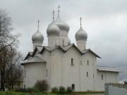 Великий Новгород. Бориса и Глеба в Плотниках, церковь