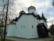 Великий Новгород. Филиппа апостола и Николая Чудотворца, церковь